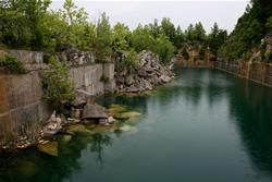 Quarry Districts Along The Monon