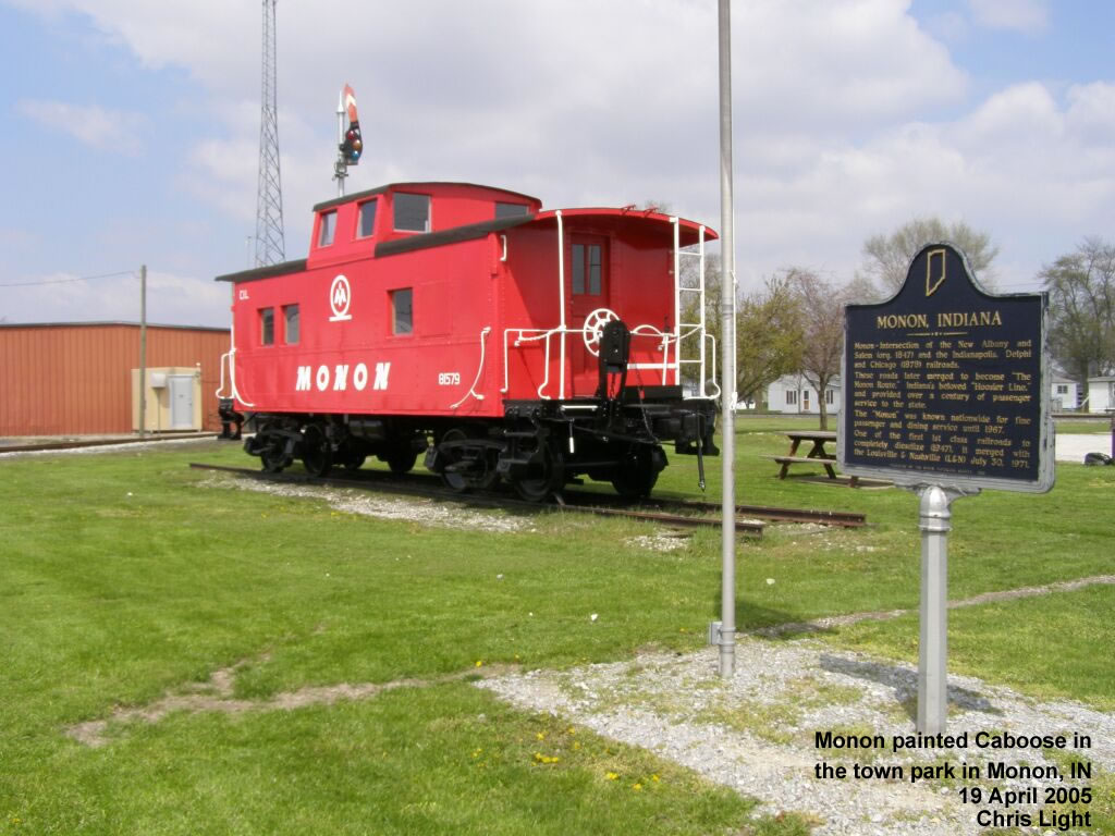 Monon Railroad Historical-Technical Society